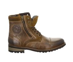 Leather boot with potential and the cool worker look  http://www.salamander.de/english/salamander-collections/men/