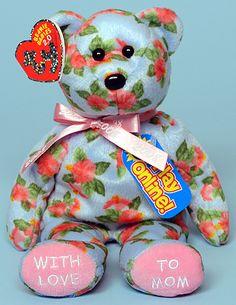 Motherly - bear - Ty Beanie Babies 2.0