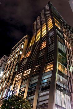 De Beers Ginza Bldg, Tokyo: Modern Architecture by Ballet Lausanne on Flickr