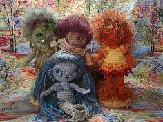 crochet patterns free!