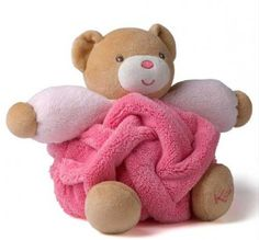 Plume Small Raspberry Bear