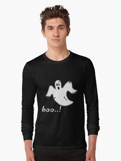Boo Ghost, Chiffon Tops, Female Models, Long Sleeve Tees, Shirt Designs, Slim, Sleeves, Mens Tops, How To Wear
