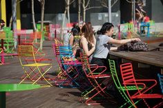 [ Taylor Cullity Lethlean Landscape Architecture ] Monash University Caulfield Campus Green :: 5osA: [오사]