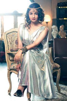 Alia Bhatt Channels Great Gatsby - AliaBhattSecret.com