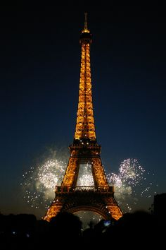 paris for bastille day