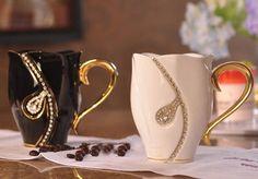 Coffee Cups, Tea Cups, Bar Fancy, Mug Cup, Ceramics, Pure Products, Mugs, Tableware, Gifts