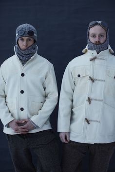 """Nigel Cabourn: Nigel Cabourn LIMITED EDITION 2 """"SCOTT'S LAST EXPEDITION"""""""