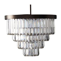 Mercer41™ Kester 6-Light Crystal Chandelier