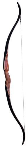 """Martin Archery has prided itself on building custom handmade bows, made one at a time, by the most experienced Bowyers in the world. The 52"""" (AMO length) Martin Independence Recurve offers traditional bow hunters a quick, snappy recurve, which can be taken anywhere."""