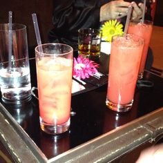 Nights of passion... The #rt2012 drink...