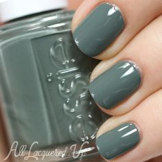 Essie Fall In Line - Fall 2014 via @alllacqueredup