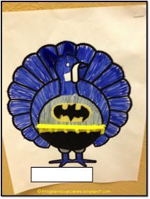 Tales of Frogs and Cupcakes: Disguise a Turkey and Another Freebie