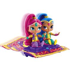 """Fisher-Price """"Shimmer and Shine"""" Magic Flying Carpet"""