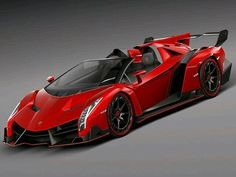 roxtunecars:  Lamborghini Veneno top gear hot cars