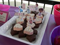 Lily's Doc McStuffin's 3rd Birthday! | CatchMyParty.com