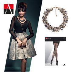 Rozkloszowane spódnice Idealnie modelują, a także wspaniale podkreślają talię! #instagram #style #adrianinspiruje #fashion #moda #modnapolka #woman