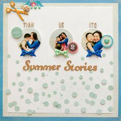 Summer  Stories by geekgalz from Two Peas