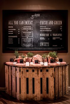Create your own dish with our permanent salt station @ the grill93. Kreiert Euer eigenes Gericht mit unserer permanenten Salz-Station im grill93. #grill93 #newconcept