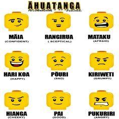 maori words for colours - Google Search