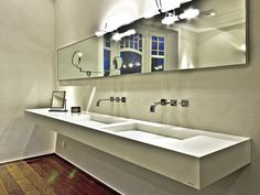 Wand06 Senza: Das Fugenlose Bad Aus Kalk Marmor Putz   Farbrat