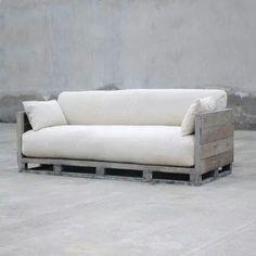 Pallet Sofa Construction...
