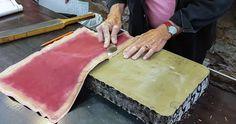 Leather Paring Stones