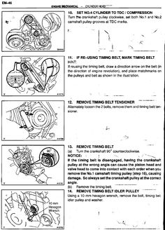 Service Manual for Toyota Turbo Diesel Engine