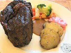 Kokkejævel – Verdens saftigste sjokoladekake! Steak, Food, Baking Soda, Essen, Steaks, Meals, Yemek, Eten