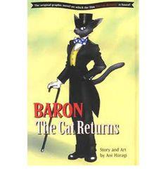 The original manga which inspired the Studio Ghibli movie The Cat Returns.