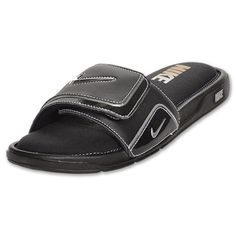 mens nike sandals with backstrap