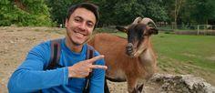 Balade au Parc animalier de l'Emprunt