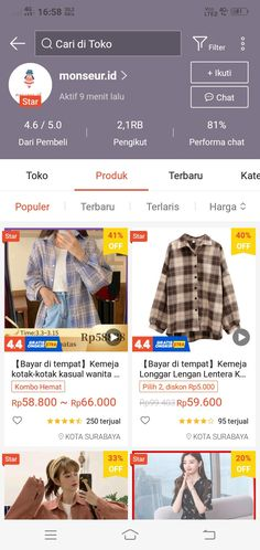 Best Online Clothing Stores, Online Shopping Sites, Online Shopping Clothes, Modern Hijab Fashion, Look Fashion, Korean Fashion, Online Shop Baju, Casual Hijab Outfit, Aesthetic Clothes