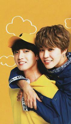 BTS - Jungkook and Jimin