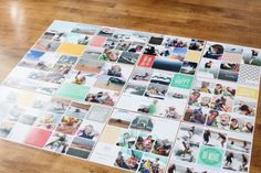 Becky Higgins Project Life layouts using the Project Life App