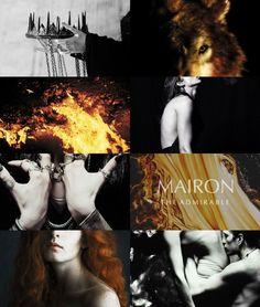 Mairon. Gorthaur. Sauron