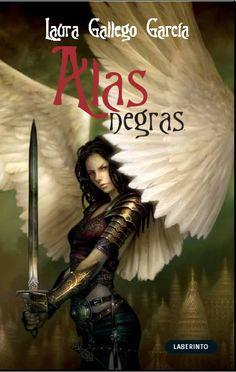 Alas negras de Laura Gallego García Good Books, My Books, Fantasy Books, Foto Bts, Ebook Pdf, Love Book, Book Quotes, Tarot, Fangirl