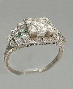 I love emeralds!