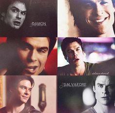 Damon Salvatore✨