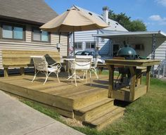Deck Design Pictures | deck 01 300x244 Plan Now for Next Year: St. Cloud Deck or Patio