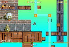 Henry Attacks : Un jeu de plate forme en perspective ! (jeu indépendant gratuit)