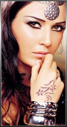 Name: Cyrine Abdelnour (Arabic: سيرين عبدالنور)  Born: 27 February 1977  Origin: Lebanon   Occupations: Singer, actress , model  Years active: 1992 – present