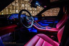 Porsche Electric, Mission E, Inside Car, Porsche Taycan, Side Window, Glass Roof, Heat Pump, Cruise Control, Fire Extinguisher