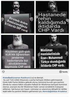 #üstadbediüzzaman #saidnursi (r.a) ne demişti.. -bu asil Türk milleti ihtiyarıyla o partiyi kat'iyyen iktidara getirmeyecek. Çünki Halk Partisi iktidara gelecek olursa, komünist kuvveti aynı partinin altında bu vatana hâkim olacaktır.Halbuki bir Müslüman kat'iyyen komünist olamaz, anarşist olur.Bir Müslüman hiçbir zaman ecnebilerle mukayese edilemez. İşte bunun için hayat-ı içtimaiye ve vatanımıza dehşetli bir tehlike teşkil eden bu partinin iktidara gelmemesi için, #emirdağlahikası…
