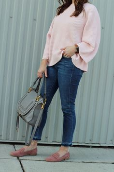 jillgg's good life (for less)   a west michigan style blog: my everyday style: pink always wins!