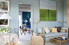 Pastel Rooms http://markdsikes.com/2013/04/09/rainbow-rooms/