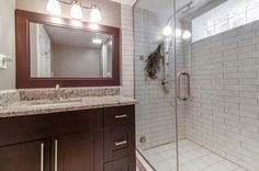 Steam Shower with wall jets and rain shower head Mary Lynn Calgaro 312-550-3423 eliteteam.midwest@gmail.com