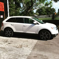 Mulpix  Ford Edge Limited In For All New Brakes Front And
