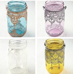 Decorated Jars by Free People