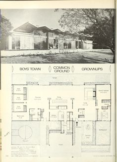 Vintage House Plans Early Colonial Part 1 Vintage House Plans, Modern House Plans, House Floor Plans, Vintage Homes, The Sims, Sims 2, Plan Design, Home Design, Vintage Architecture