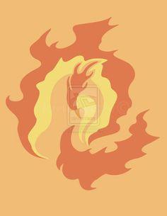 Titan of Fire - Moltres by kinokashi.deviantart.com on @deviantART